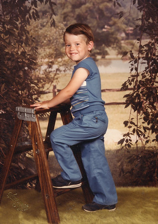 3 years old 1985