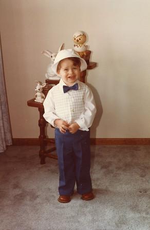Easter April 1984