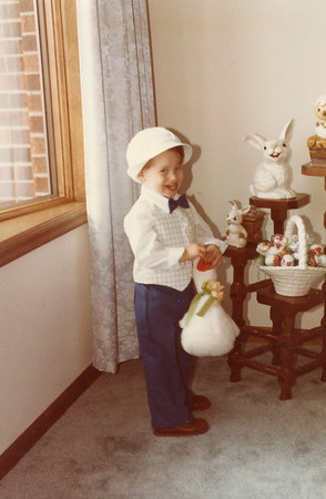 Easter - Bring the chocolate bunnies