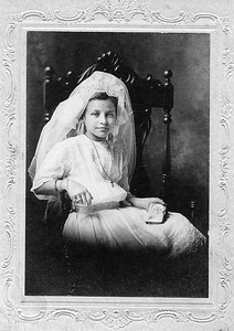 Anna Bernice Blechle 1st Holy Communion