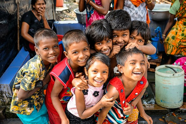 INDIA, KOLKATA - Slums - Hubs of Hope & Dignity and a glimpse of the city