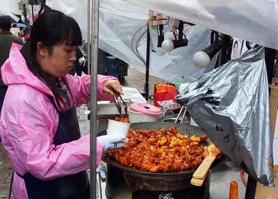 STREET FOOD - MYEONGDONG