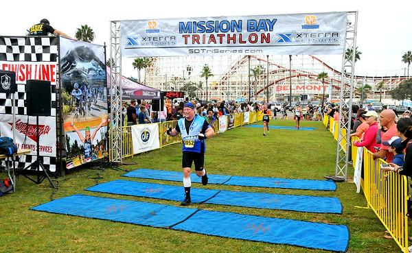 KOZ Events Mission Bay Triathlon-Duathlon, San Diego CA October 2, 2016