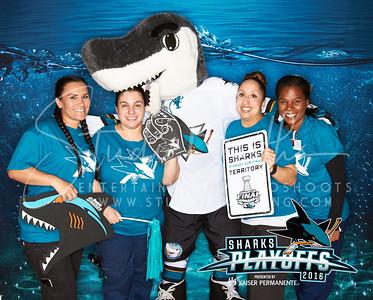 KP + Sharks Pep Rallies!