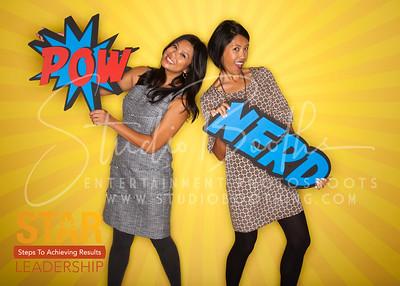 KP Star Leadership Superheroes