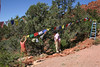 SD-344 (49)  International Prayer Flag Event at the Amitabha Stupa in Sedona Arizona.