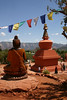 SD-335-28 Circling Stupa for peace