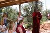 SD-335-5 KPC monk Kamil provides information about the qualities of the Stupa