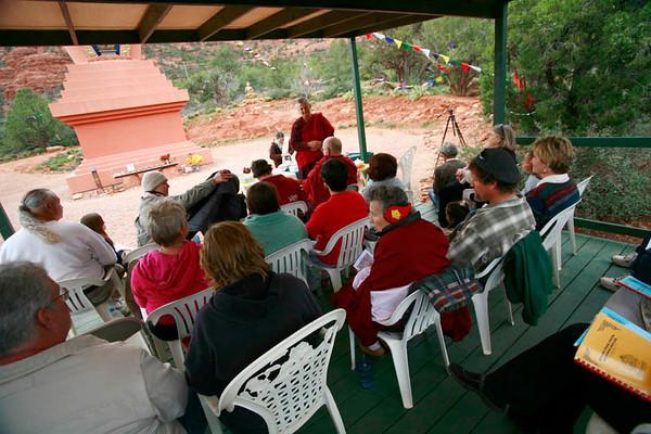 Stupa Events 2011