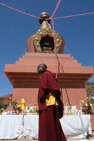 Stupa Ceremonies