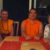 Lopon Pem in Alice Springs with KPC Sangha