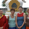 Visiting Stupa