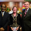 The Enablers: Isiah Leggett - Montgomery County Executive; Claire Waggoner - KPC President; Reverend Kasey Kaseman - Montgomery County Interfaith Community Liaison