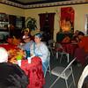 Sangdrol's decorations & Sangha fun