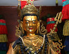 WM-198-35 Guru Rinpoche-face, by Wib Middleton