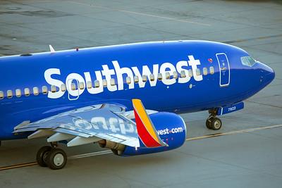 Southwest Airlines Boeing 737-76N N7822A  7-3-17