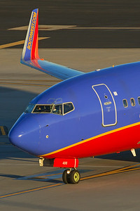 Southwest Airlines Boeing 737-7H4 N488WN 6-16-17