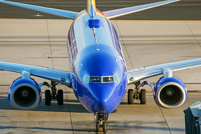 Southwest Airlines Boeing 737-7H4 N757LV 7-3-17 2