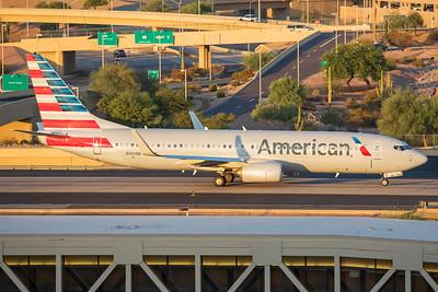 American Airlines Boeing 737-823 N991NN 7-3-17
