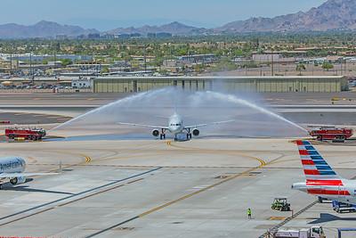 American Airlines Airbus A319-112 N751UW 5-30-18 2