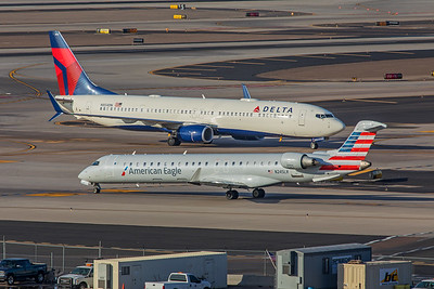 Mesa Airlines Bombardier CL-600-2D24 N245LR 2-2-18