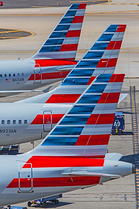 American Airlines Airbus A320-232 N661AW 5-30-18