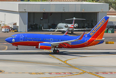 Southwest Airlines Boeing 737-7H4 N906WN 5-30-18