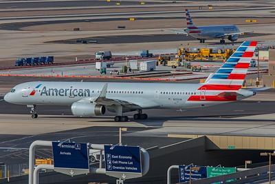 American Airlines Boeing 757-23N N205UW 2-2-18