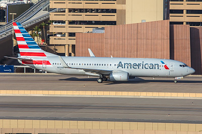 American Airlines Boeing 737-823 N831NN 2-2-18