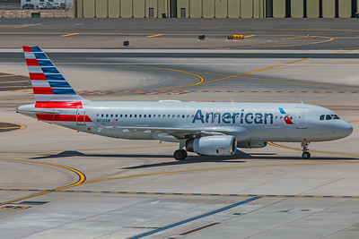 American Airlines Airbus A320-232 N658AW 5-30-18