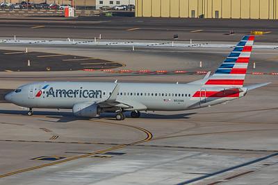 American Airlines Boeing 737-823 N920NN 2-2-18