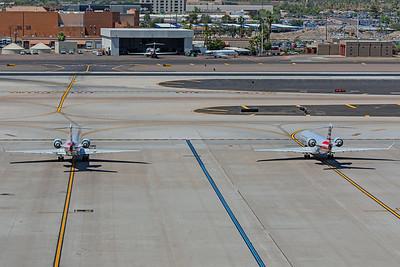 Mesa Airlines Bombardier CL-600-2D24 CRJ-900ER N939LR 5-30-18 2