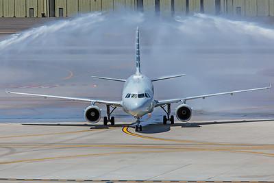 American Airlines Airbus A319-112 N751UW 5-30-18 3