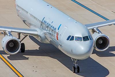 American Airlines Airbus A321-211 N162UW 5-30-18