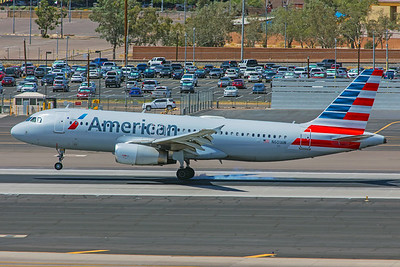 American Airlines Airbus A320-232 N601AW 5-30-18