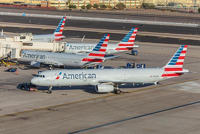 American Airlines Airbus A321-231 N575UW 2-2-18