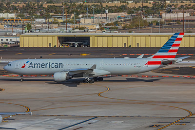 American Airlines Airbus A330-323 N278AY 2-2-18