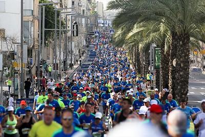 מרתון סמסונג תל-אביב 2013