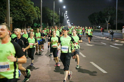 Tel Aviv NIGHT RUN 2014 - The Official Photo Gallery