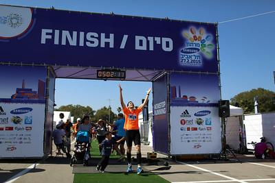 Marathon Tel Aviv 27.02.2015