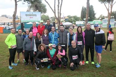 חצי מרתון השרון