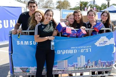 TEL AVIV SAMSUNG MARATHON 2017