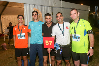 am pm night run tel aviv
