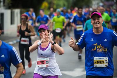 מרתון סמסונג תל-אביב 2018