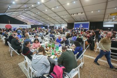 מרתון סמסונג תל אביב ארוחת פסטה