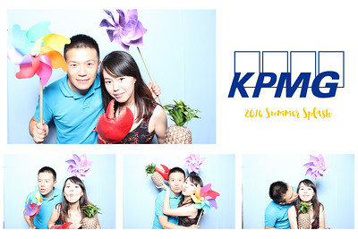KPMG Summer Splash