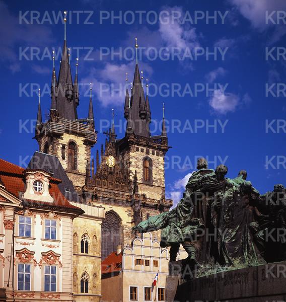Church of our Lady before Tyn sharpen 1 - Prague