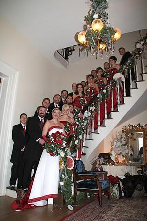KRISTY & JON'S WEDDING DAY