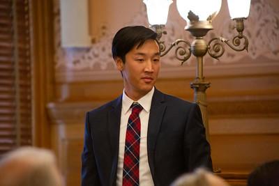 Representative-elect Rui Xu