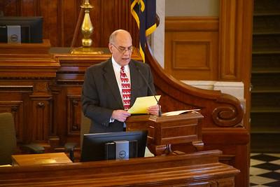Tom Day, director of legislative administrative services